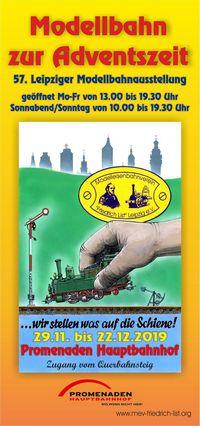 57. Modellbahnausstellung zur Adventszeit